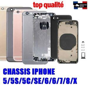 Chassis Rear Case Iphone 5 5c 5s 6 6 Splus Iphone 7 8 8 Plus Iphone X Xr Xsmax Ebay