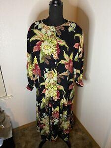 Vintage-Karen-Kane-Blouse-amp-Skirt-Made-In-USA-Size-6
