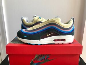 74e150ebcb DS BRAND NEW NIKE AIR MAX 1/97 VF SW SEAN WOTHERSPOON QS AJ4219-400 ...