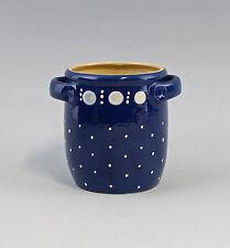 Keramik Henkeltopf Topf Bürgel Thüringen H 12,5 cm 99845039