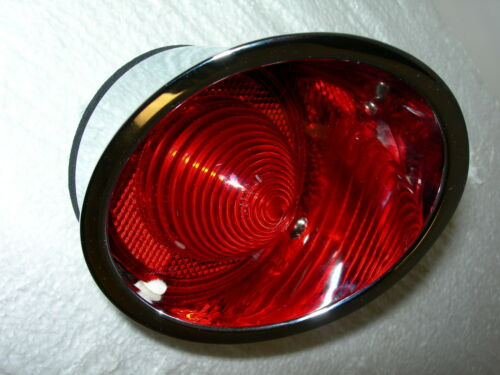 US-Made 1961-62 Corvette Tail Lamp Light  Assembly Inside Right NEW TrimParts