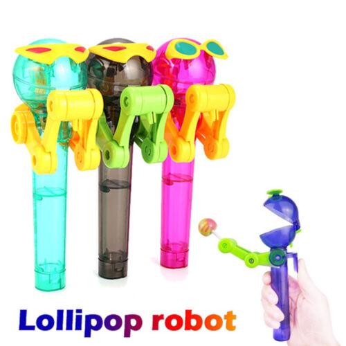 kinder neueste roboter geschenk das spielzeug candy staubdichten lutscher