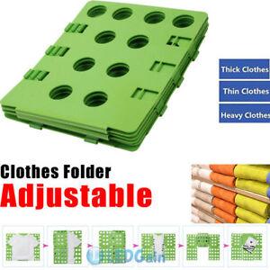 T-Shirt-Clothes-Folder-Large-Magic-Fast-Laundry-Organizer-Folding-Board-Adult-US