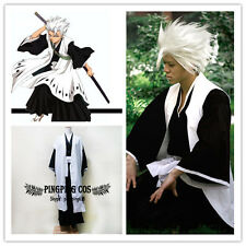 Bleach Cosplay Costumes 10th Division Captain ひつがや とうしろう Hitsugaya Toushirou