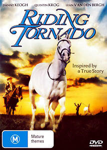 RIDING TORNADO - INSPIRING TRUE HORSE STORY DVD