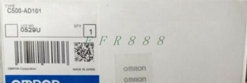 NEW OMRON C500-AD101 C500AD101