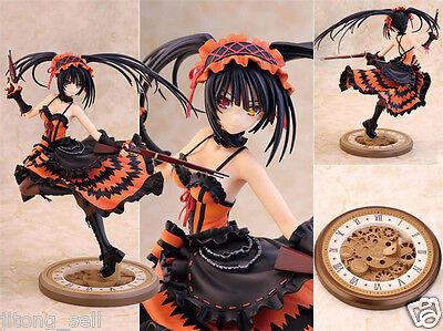 Anime Figure Toy Date A Live Tokisaki Kurumi Figurine in box