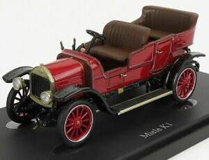 AUTOCULT 1/43 MIELE | K1 GERMANY 1912 | RED