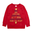 Kids-Boys-Girls-Christmas-Xmas-Novelty-Sweatshirt-Jumper-2-12-Years thumbnail 28