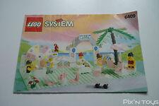 LEGO Notice Instruction / 6409 Island Arcade