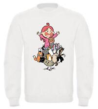 Felpa con cappuccio Lasabrigamer SABRIGAMER La Sabri t-shirt maglietta bambina