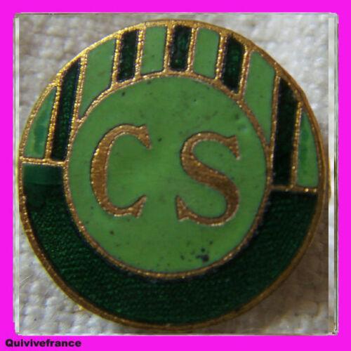 BG4097 - insigne FOOTBALL ou autre CS Club Sportif de ?
