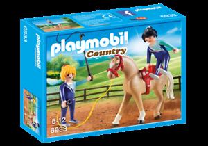 Playmobil 6933 NEW!! Vaulting