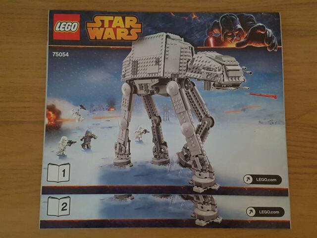 Lego Star Wars 75054 At At Ebay