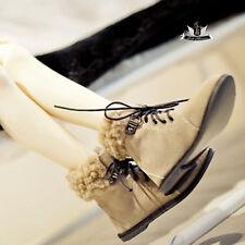 1/4 BJD Shoes MSD Dollfie Khaki Nubuck wool leather Boots DOD AOD SOOM Dollmore