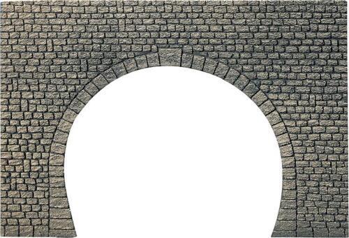 230x157x9 mm Faller 170831  Dekorplatte Tunnelportal naturstein-Quader  Maße