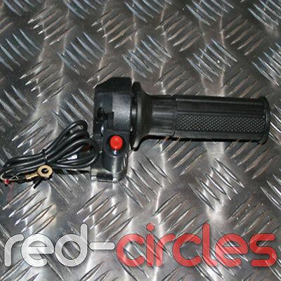 47cc & 49cc MINIMOTO MINI MOTO ATV QUAD BIKE THROTTLE TWIST & STOP / KILL SWITCH