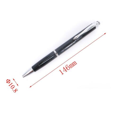 8G thinest voice recording metal ballpoint pen recorder write and play activated