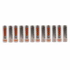 12 pcs AA 3000mAh Ni-MH 1.2V Rechargeable Battery Cell Toy UltraCell US Stock