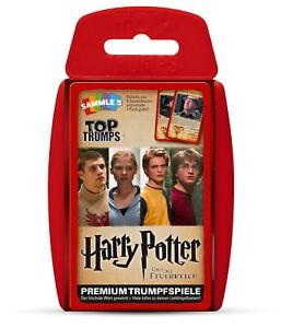 Top-Trumps-Harry-Potter-und-der-Feuerkelch-Spiel-Quartett-Kartenspiel-Deutsch