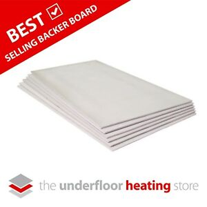 Tile Backer Board 6mm Insulation Board for underfloor heating Special Offer