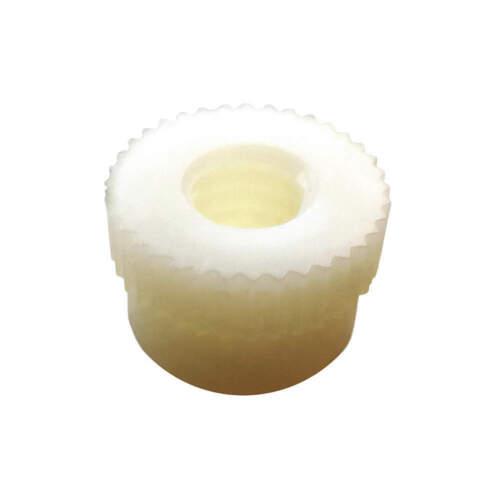 GRAINGER APPROVED 0825020TNA Thumb Nut,1//4-20,Nylon,Plain,PK10