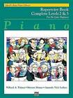 Alfred's Basic Piano Library Repertoire Complete, Bk 2 & 3 by Amanda Vick Lethco, Willard A Palmer, Morton Manus (Paperback / softback, 1993)