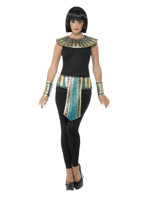 Ägyptisches Set für Damen und Herren NEU Zubehör Accessoire Karneval Fasching
