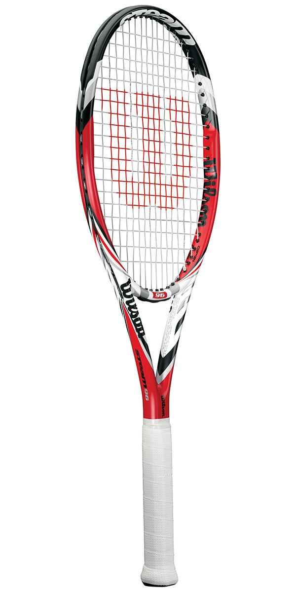 WILSON Steam 96 Racchetta Racchetta Racchetta Da Tennis Grip 4. solo le spese di spedizione gratuite registrati f5bf85