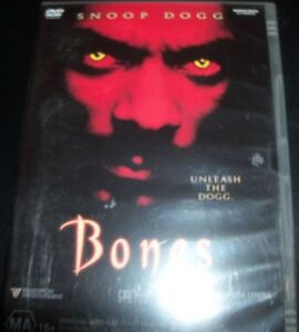 Bones-Snoop-Dog-Australia-Region-4-DVD-New