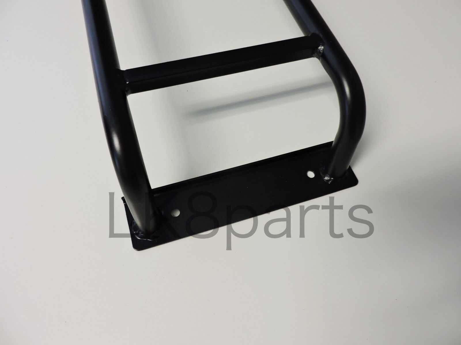 Land Rover Defender Rear Roof Rack Access Ladder Stc50417