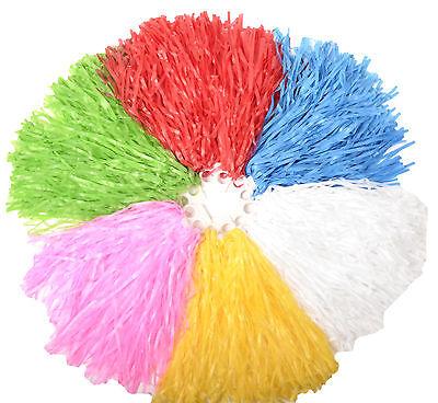 Neu Pompon Pompom Puschel Tanzwedel 40 Gramm 80 Gramm Farbwahl Chearleader