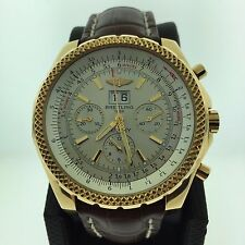 Mens Breitling Bentley Motors 6.75 (18k gold) K44362