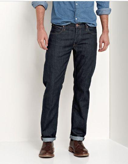 Lee® Daren Regular Slim Fit Stretch Jeans Rinse - 28 32 SRP .00