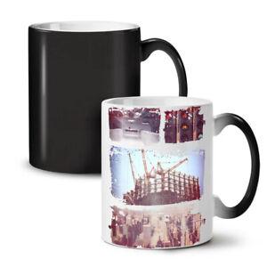 City Life Street NEW Colour Changing Tea Coffee Mug 11 oz | Wellcoda