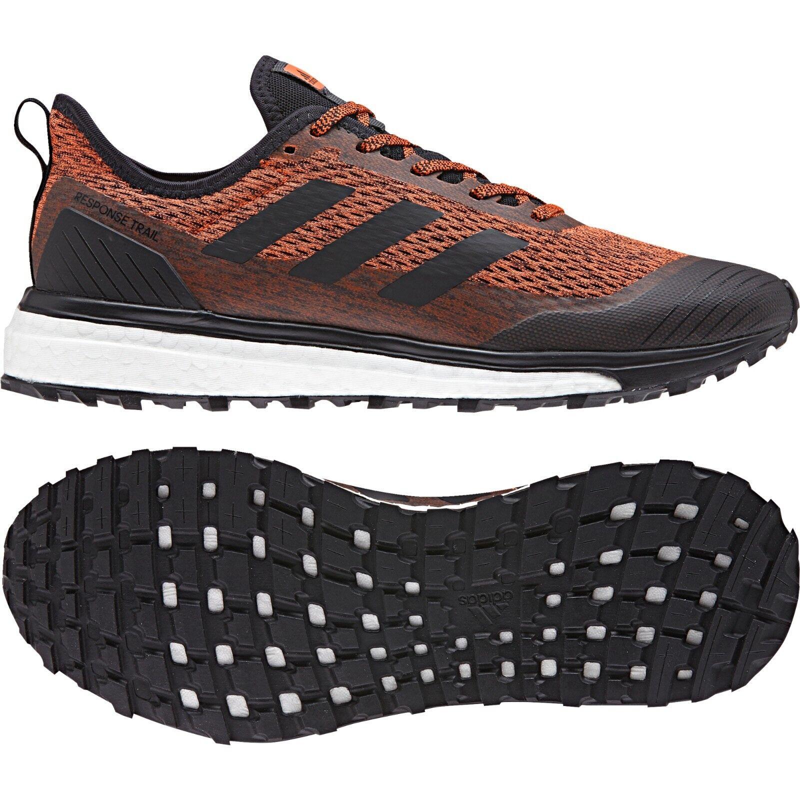 ADIDAS RESPONSE Trail BOOST Correr Senderismo nos Zapatos al Aire Libre para Hombre Tamaño nos Senderismo 12 CG4010 452dea