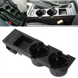 For-BMW-E46-325-328-330-1999-06-UK-Center-Console-Drink-Cup-Holder-Coin-Storage