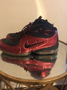 Nike Air Penny 1 2 Half Cent Cranberry Nike Air Penny 1 2 Cent ... 9df9bd5b01