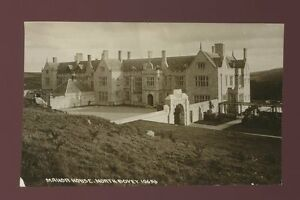 Devon-NORTH-BOVEY-Manor-House-c1920-30s-RP-PPC-by-Chapman