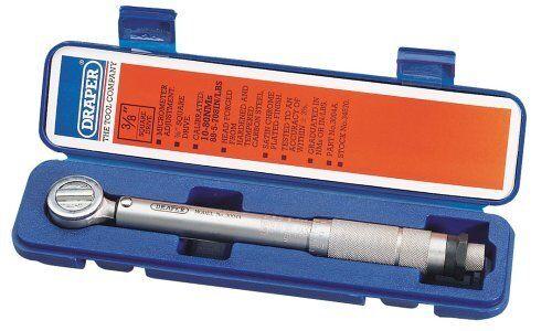 Clé dynamométrique à cliquet 95 mm Carré conducteur 10-80 Draper 34570