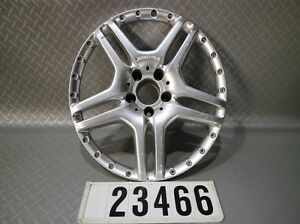 """1 Pièces Jantes étoile Amg Styling Iv Mercedes W230 R230 Sl 8,5jx19"""" Et25 #23466-afficher Le Titre D'origine"""