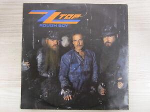Single /  ZZ Top ?– Rough Boy / 1986 / DE PRESS / RARITÄT /