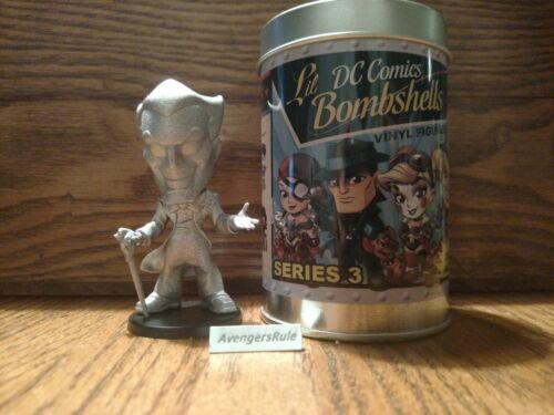 DC Comics Lil Bombshells Series 3 Vinyl Figures The Joker Silver
