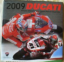 DUCATI CORSE 2009 Annuario Libro  Moto GP & Superbike
