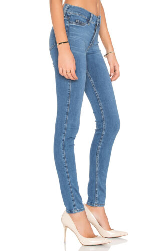 Mager 847478211381 Lyseblå Playa Super 30 rise Jeans High Faded Women's Superfit Mih q4wHaxIq