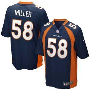 Nike NFL Denver Broncos Von Miller Men's Replica Jersey