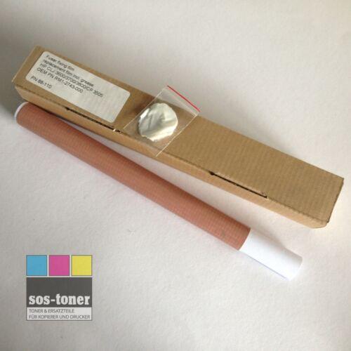 Fuser fixing film HP CLJ 3600 CP 3505 3800 3700 kompatibel zu RM1-2743-000