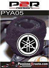 Polsino copri serbatoio olio freni moto Yamaha nero oil tank cover