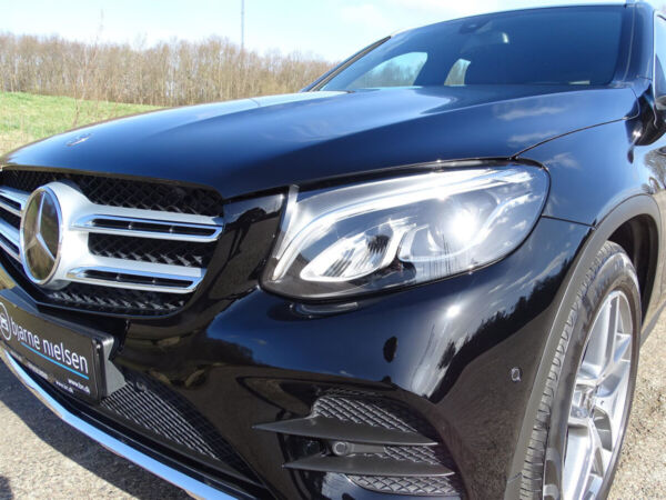 Mercedes GLC300 2,0 Coupé aut. 4Matic - billede 4