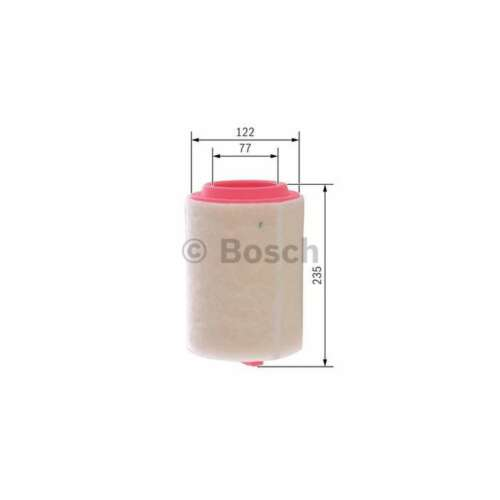 Fits VW Polo 6R Genuine Bosch Air Filter Insert
